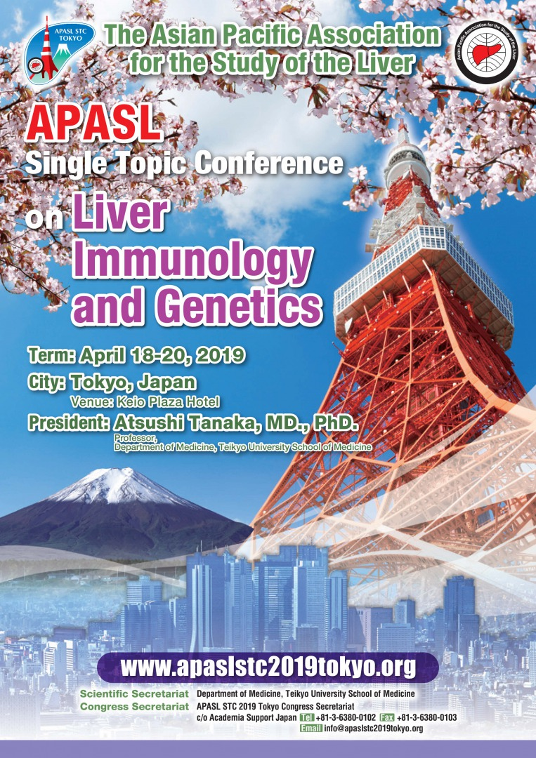 Asian pacific association study of liver
