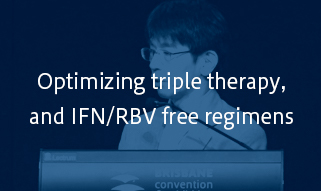 Optimizing triple therapy, and IFN/RBV free regimens