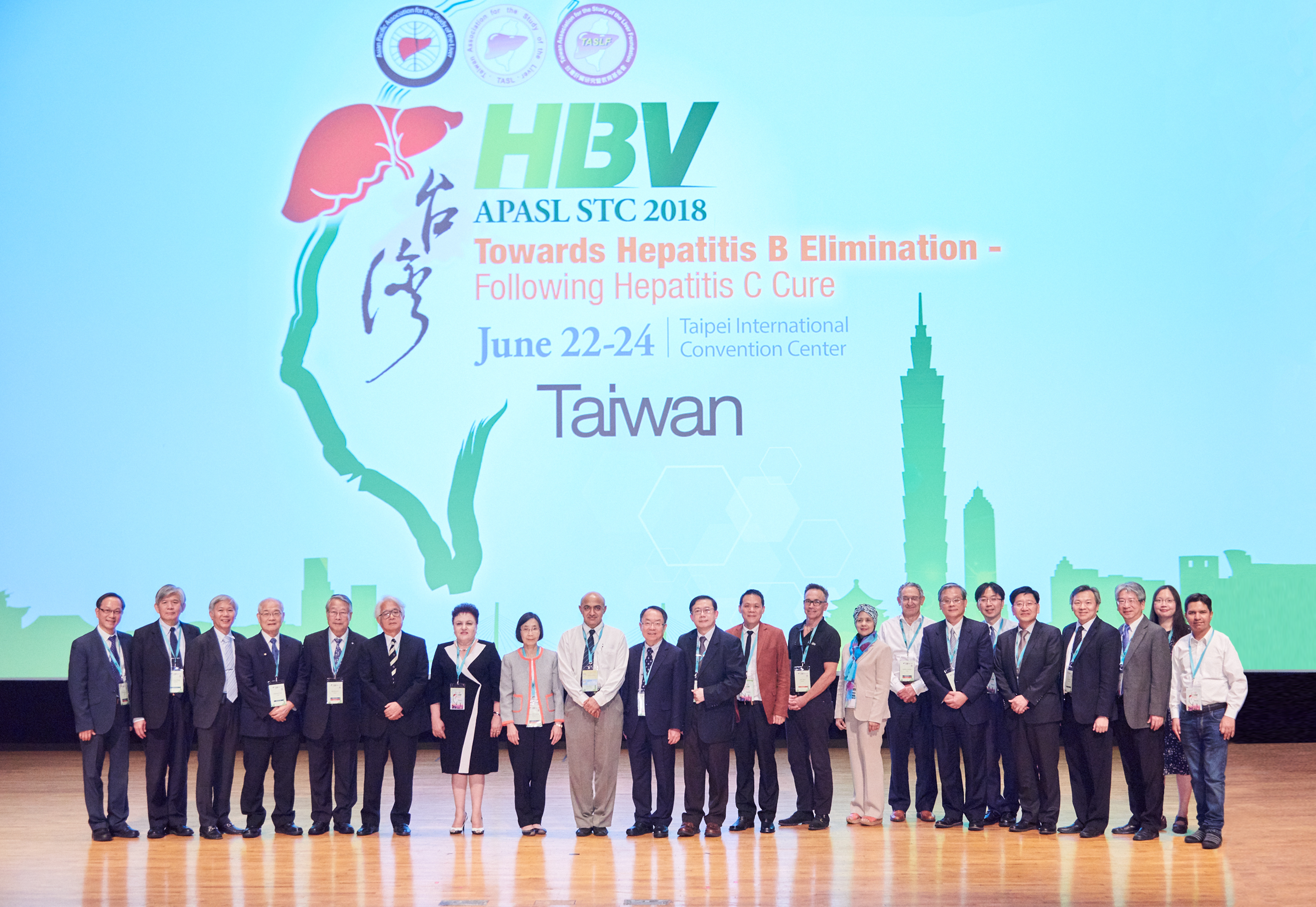 APASL STC 2018 in Taipei