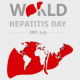 WORLD HEPATITIS DAY is 28th of July !