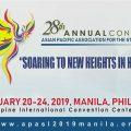 APASL 2019 in Manila