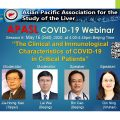 The 6th APASL COVID-19 Webinar has been successfully held!