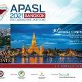 APASL 2021 Bangkok will be held on 4-6 February, 2021!