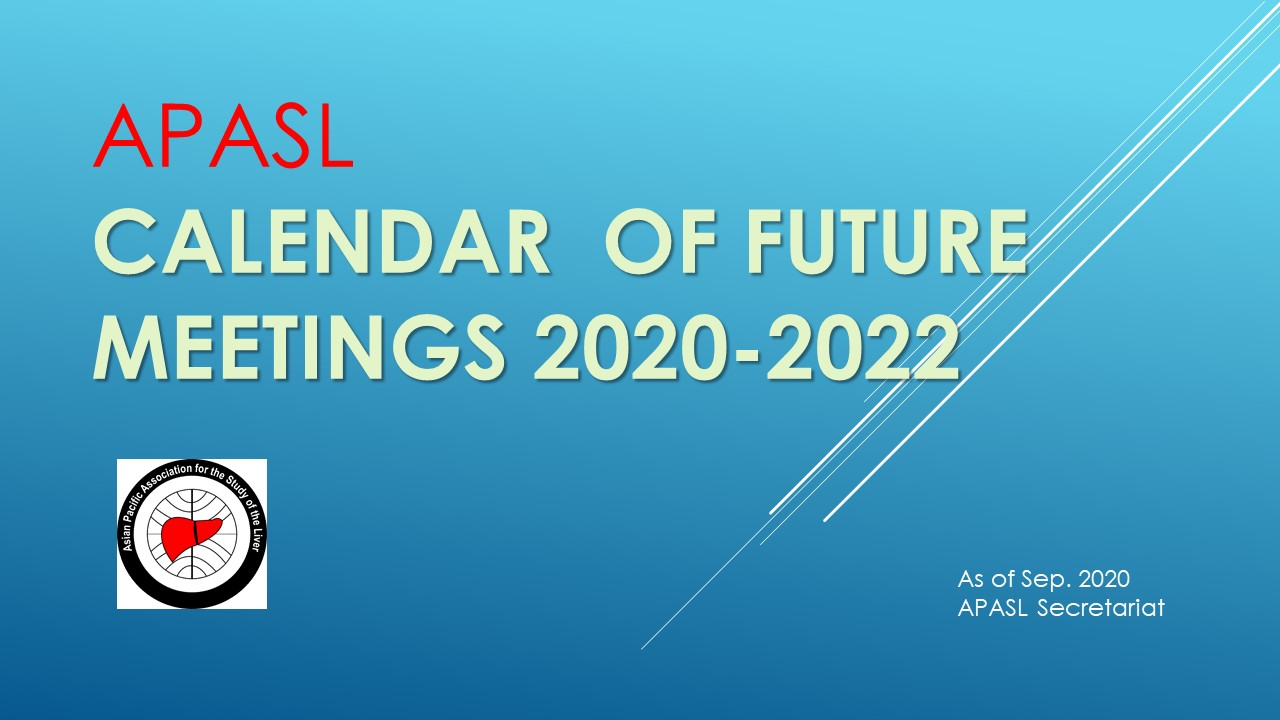 Hcc 2022 Calendar.The Asian Pacific Association For The Study Of The Liver Apasl Archive Check Out The Calendar Of Apasl Future Meetings
