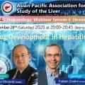 The APASL Hepatology Webinar 4-5 has been successfully held!