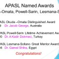 The 2nd Awardees of APASL Awards